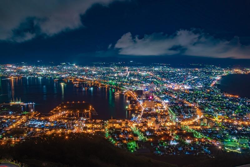 北海道は北海道は全国都道府県別魅力度ランキングで一位を獲得しています。